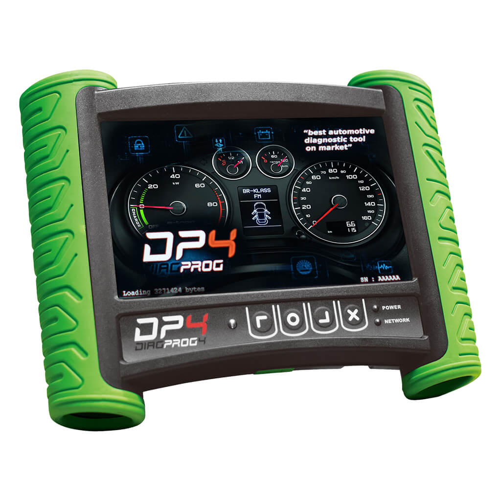 DIAGPROG DP4 - package full dashboard